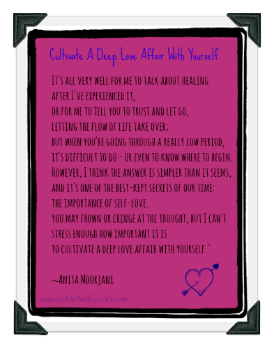 Day 27: 31 Days To A Better CFS Life – Love Yourself – 7 Ways To Love Yourself Sick